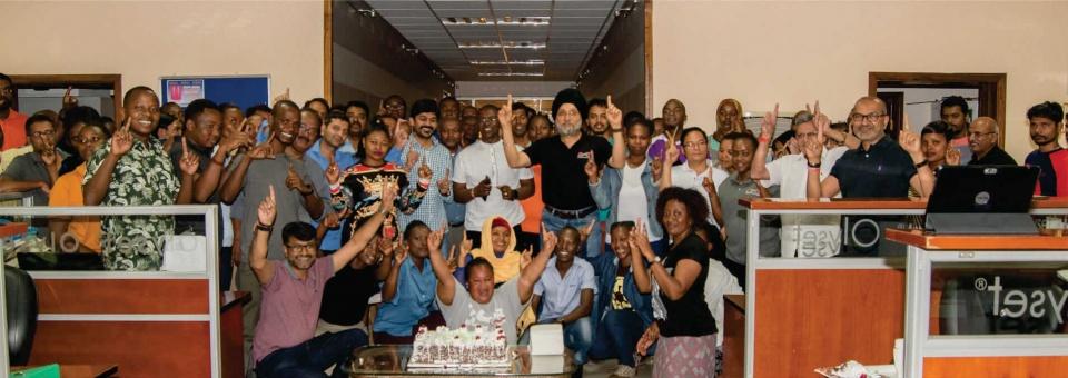 Celebrating 1 million pieces AgroZ® Bag sales & No. 1 market share position